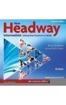 New Headway Fourth Edition Intermediate Interactive Practice CD-ROM - Soars J. Soars L.