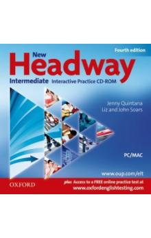 New Headway Fourth Edition Intermediate Interactive Practice CD-ROM