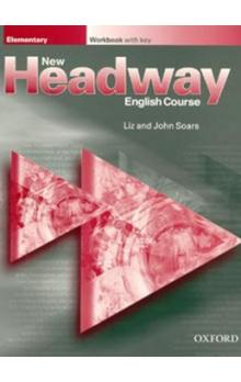New Headway Elementary Workbook with key -- English Course