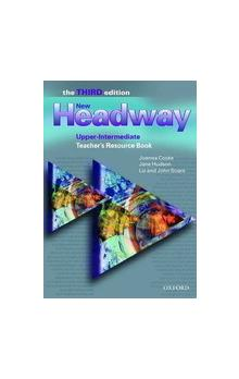 New Headway Third Edition Upper Intermediate Teacher´s Resource Book