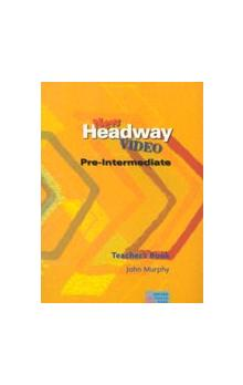 New Headway Video Pre intermediate Teacher's Book
