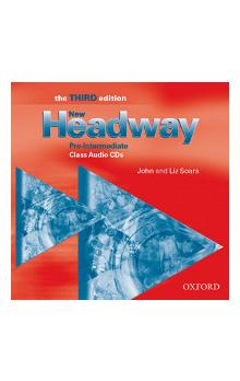New Headway Third Edition Pre-intermediate Class Audio CDs /3/