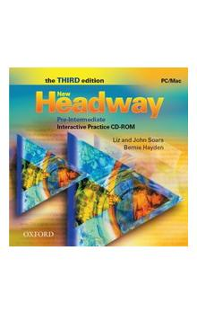 New Headway Third Edition Pre-intermediate Interactive Practice CD-ROM