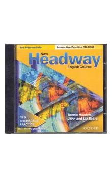 NEW HEADWAY    PRE INTERMEDIATE INTERACTIVE PRACTICE CD ROM (10 PACK)
