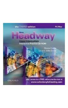 New Headway Third Edition Upper Intermediate Interactive Practice CD-ROM