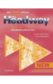 New Headway Third Edition Elementary Workbook Without Key - Soars J., Soars L.