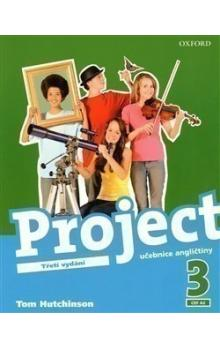 Project 3 Third Edition Student's Book - Hutchinson Tom