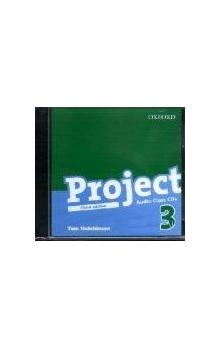 Project the Third Edition 3 Class Audio CDs /2/