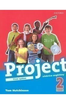 Project 2 Third Edition Student's Book - Hutchinson Tom