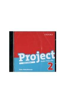 Project the Third Edition 2 Class Audio CDs /2/