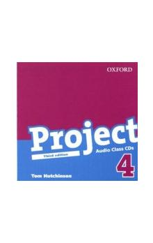 Project the Third Edition 4 Class Audio CDs /3/