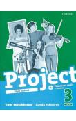 Project the Third Edition 3 Workbook CZ