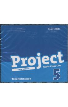 Project the Third Edition 5 Class Audio CDs /3/