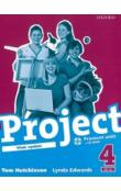 Project the Third Edition 4 Workbook CZ
