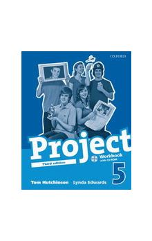 Project the Third Edition 5 Workbook with CD-ROM (International English Version)