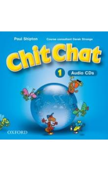 Chit Chat 1 Class Audio CDs /2/