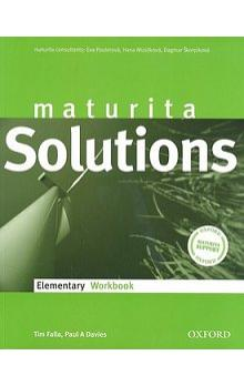 Maturita Solutions Elementary Workbook Czech edittion - Falla Tim, Davies Paul
