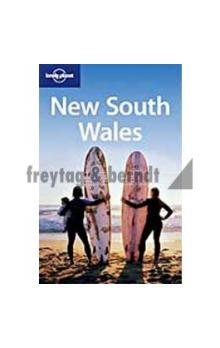 Lonely Planet New South Wales 4.