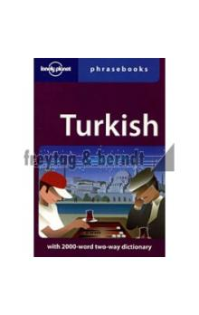 Lonely Planet Turkish phrasebook 3.
