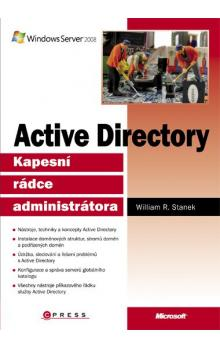 Active Directory(R) by William R. Stanek (2009, Paperback) Pocket Consultant