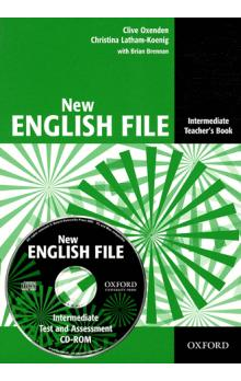 New English File Intermediate Teacher´s Book + Tests Resource CD-ROM