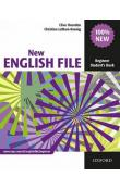 New English File Beginner Student´s Book