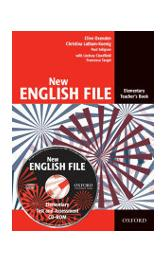New English File Elementary Teacher's Book -- + Test Resource CD-ROM