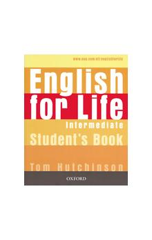 English for Life Intermediate Student´s Book