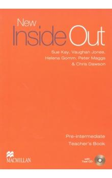 New Inside Out Pre-Intermediate -- Teacher's Book Pack