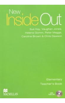 New Inside Out Elementary -- Teacher's Book