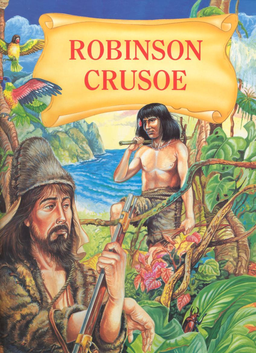 daniel defoe robinson crusoe Robinson crusoe is perhaps the most famous castaway of all time whilst many  of us have not read defoe's iconic book, robinson crusoe is a character that is.
