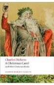 A Christmas Carol and Other Stories (Oxford World´s Classics New Edition)