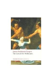 The Last of the Mohicans (Oxford World´s Classics New Edition) - Cooper James Fenimore