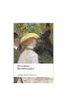 the change of direction of strether in the novel the ambassadors by henry james The ambassadors, by henry james strether told waymarsh all about it that but hadn't his view now taken a bound in the direction of every one and of every.