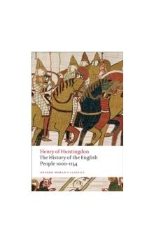 History of the English People 1000 1154