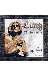 Listy M. Jana Husa -- CD mp3
