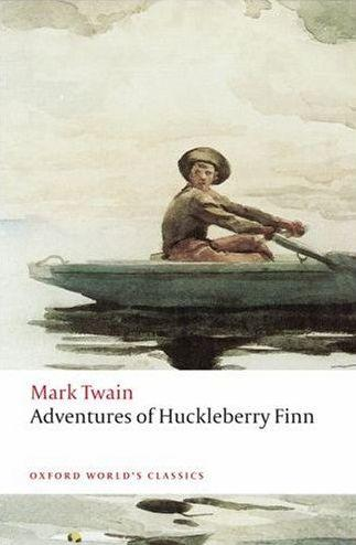 Adventures of Huckleberry Finn (Oxford World's Classics New Edition)