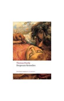 Desperate Remedies (Oxford World´s Classics New Edition)