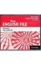 New English File Elementary Class Audio CDs /3/