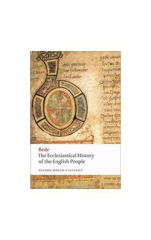 The Ecclesiastical History of the English People (Oxford World´s Classics New Edition)