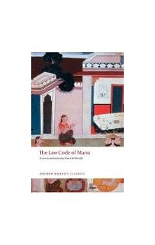 The Law Code of Manu (Oxford World's Classics New Edition)