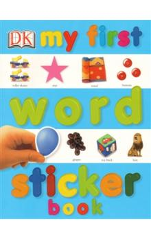 My First Word Sticker Book