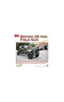 British 25PDR Field Gun