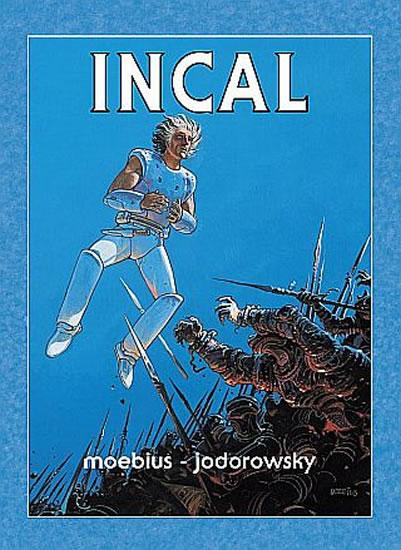 Incal - brož.