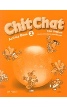 Chit Chat 2 Activity Book