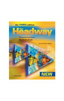 New Headway, Third Edition Pre Intermediate: Teacher&#39s Resource Book    PRE INTERMEDIATE TEACHER'S RESOURCE BOOK