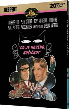 Co je nového, kočičko?    Woody Allen (XV.)   What's new Pussycat (1965)