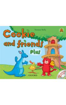 Cookie and friends Plus A -- With songs and stories CD - Reilly Vanessa