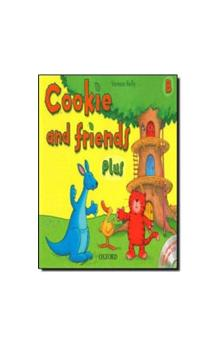 Cookie and friends Plus B -- With songs and stories CD - Reilly Vanessa