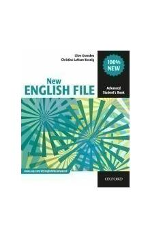 New English File Advanced Student´s Book - Oxenden Clive